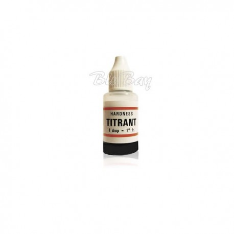 Titrant Kit durezza totale (1°F) reagente unico 15cc.