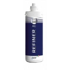 Filtro Refiner 350 Argentizzato, Antibatterico