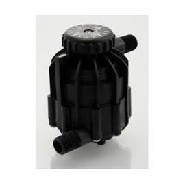 Contatore di litri autobloccante per impianti di depurazione acqua attacchi 1/4 F