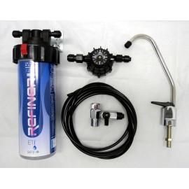 Filtro Refiner RS 350 completo di kit installazione e testata