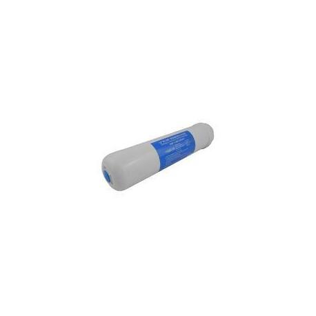 """Filtro in line CTO - Carbon Block - 12""""x2,5"""", con attacco da 1/4"""" 5 micron Part code CAR3026"""