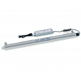 UV45 T Sistema UV completo 40W. 45l./min. - 1'' M.
