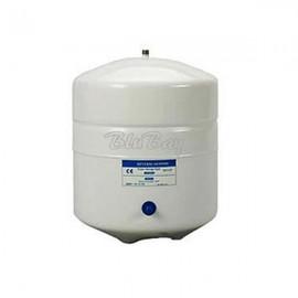 Serbatoio di accumulo presurizzato in acciaio verniciato bianco 3,2 Gal.- 12,1 lt.